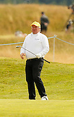 Martin Gilbert during the final round  of the 2016 Aberdeen Asset Management Ladies Scottish Open played at Dundonald Links Ayrshire from 22nd to 24th July 2016:  Picture Stuart Adams, www.golftourimages.com: 22/07/2016