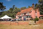 Ramsholt Arms riverside pub, Ramsholt, Suffolk, England