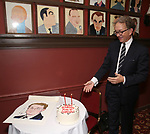 William Ivey Long attends the William Ivey Long Sardi's portrait unveiling and 70th Birthday Party at Sardi's Restaurant on August 30, 2017 in New York City.