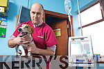 Vet Danny Holmes is alerting dog owners about a large number of cases of Canine Parvovirus a fatal virus for dogs which can be prevented by normal vaccination.