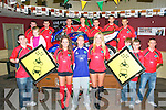 Pictured at the launch of a fundraiser for Na Fianna FC at the Star & Garter Bar, Listowel on Saturday last were in front: Damien Murphy,Leah Murphy,  Rebeccah O'Rourke, Lee Dicken, Lorraine Gurnett, David & Christopher Desmond & David O'Connor..Back : Michael Dillon, Anthony Stack, Maurice O'Connor, Tommy Dillon, David Enright, Shane Harris & Stephen O,Connor.