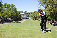 Phil Mickelson (USA) on the 12th during the 5th round at the WGC Dell Technologies Matchplay championship, Austin Country Club, Austin, Texas, USA. 25/03/2017.<br /> Picture: Golffile | Fran Caffrey<br /> <br /> <br /> All photo usage must carry mandatory copyright credit (&copy; Golffile | Fran Caffrey)
