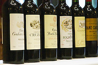 Lurton made wines: Cruzeau, Barbe Blanche, Rochemorin, couhins, Brane Cantenac... Bordeaux, France