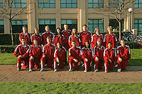 2006 fencing team photo.