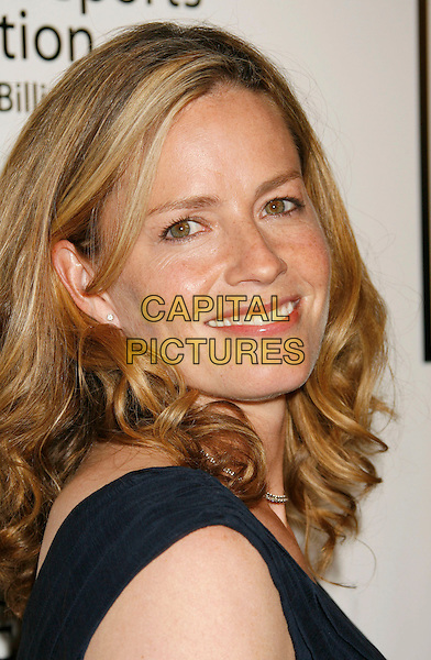 "ELISABETH SHUE.Women's Sports Foundation Presents ""The Billies"" Gala held at the Beverly Hilton, Beverly Hills, California, USA..April 11th, 2007 .headshot portrait.CAP/ADM/RE.©Russ Elliot/AdMedia/Capital Pictures"