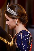 Spanish Royals gala dinner