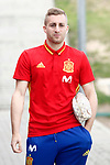 Spain's Gerard Deulofeu after training session. March 21,2017.(ALTERPHOTOS/Acero)