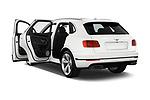 Car images close up view of a 2018 Bentley Bentayga Base 5 Door SUV doors