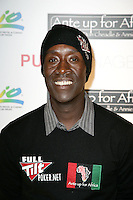 DON CHEADLE.The Ante Up for Africa Celebrity Poker Tournament at the Rio Resort Hotel and Casino, Las Vegas, Nevada, USA..July 2nd, 2009.headshot portrait hat black top.CAP/ADM/MJT.© MJT/AdMedia/Capital Pictures