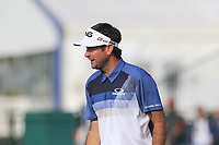 Bubba Watson (USA) on the 8th green during Friday's Round 2 of the 118th U.S. Open Championship 2018, held at Shinnecock Hills Club, Southampton, New Jersey, USA. 15th June 2018.<br /> Picture: Eoin Clarke | Golffile<br /> <br /> <br /> All photos usage must carry mandatory copyright credit (&copy; Golffile | Eoin Clarke)