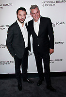 NEW YORK, NY - JANUARY 08: Jack Huston and Danny Huston at The National Board of Review Annual Awards Gala at Cipriani in New York City on January 8, 2019. <br /> CAP/MPI99<br /> ©MPI99/Capital Pictures