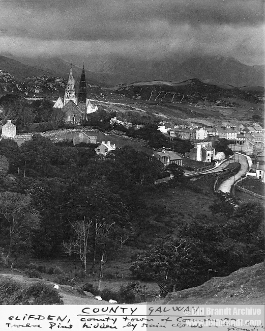 Clifden in County Galway