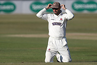 Peter Trego of Somerset during Essex CCC vs Somerset CCC, Specsavers County Championship Division 1 Cricket at The Cloudfm County Ground on 25th June 2018