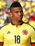 Colombia's Frank Fabra during international friendly match. June 13,2017.(ALTERPHOTOS/Acero)