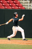September 15, 2009:  Justin O'Conner, one of many top prospects in action, taking part in the 18U National Team Trials at NC State's Doak Field in Raleigh, NC.  Photo By David Stoner / Four Seam Images