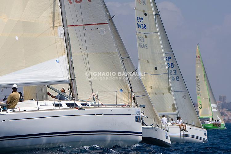 ESP7072 .DIGNITY II .TOMAS LLORENS .TOMAS LLORENS ALDEA .R.C.R.ALICANTE .DUFOUR 40 .XIII TROFEO TABARCA CIUDAD DE ALICANTE - Real Club de Regatas de Alicante - 3-6 July 2008 - Alicante, España / Spain