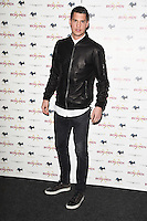 Raphael Spiegel<br /> arrives for the &quot;Iron Men&quot; premiere at the Mile End Genesis cinema, London.<br /> <br /> <br /> &copy;Ash Knotek  D3236  02/03/2017