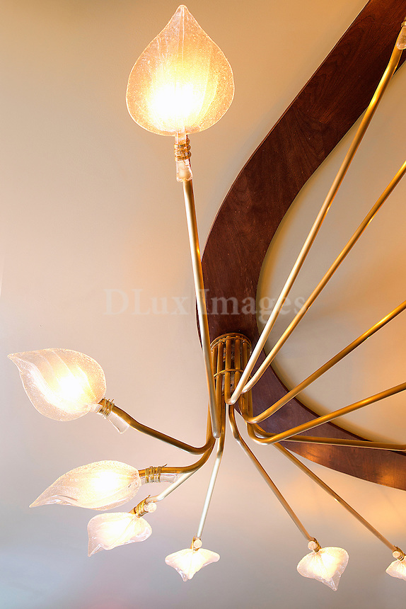 contemporary ceiling lamp Sant Ambroeus Soho