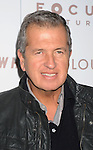 "HOLLYWOOD, CA. - December 07: Mario Testino attends the ""Somewhere"" Los Angeles Premiere at ArcLight Cinemas on December 7, 2010 in Hollywood, California."