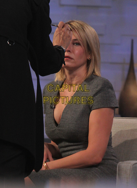 NEW YORK, NY - MARCH 4: Chelsea Handler at Good Morning America promoting her new book Uganda Be Kidding Me on March 4, 2014 in New York City, NY., USA&gt;<br /> CAP/MPI/RW<br /> &copy;RW/ MediaPunch/Capital Pictures