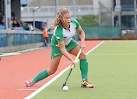 23 June 2013; Chloe Watkins, Ireland. Electric Ireland Senior Women's International Friendly, Ireland v Canada, Belfield, Dublin. Picture credit: Tommy Grealy/Actionshots.ie