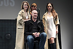Nur Levi (l), Livija Pandur, Felype de Lima and Silvia Abascal on stage during the performance of the play Ecos on November 14, 2019 in Madrid, Spain.(ALTERPHOTOS/ItahisaHernandez)