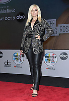 12 September 2018 - Los Angeles, California - Bebe Rexha. '2018 American Music Awards' Nominations Announcement held at the YouTube Space LA. <br /> CAP/ADM/BT<br /> ©BT/ADM/Capital Pictures