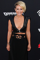 HOLLYWOOD, LOS ANGELES, CA, USA - AUGUST 19: Nicky Whelan at the Los Angeles Premiere Of Dimension Films' 'Sin City: A Dame To Kill For' held at the TCL Chinese Theatre on August 19, 2014 in Hollywood, Los Angeles, California, United States. (Photo by Xavier Collin/Celebrity Monitor)