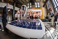 2017/07/20 Umwelt | Huawei Solar-Sonnenwagen