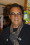 """Cast of Days Of Our Lives - Thaao Penghlis """"Andre DiMera"""" signs book """"Days Of Our Lives 50 Years"""" by Greg Meng - author & co-executive producer on October 27, 2015 at Books & Greetings, Northvale, New Jersey. (Photo by Sue Coflin/Max Photos)"""