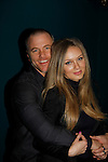 Sean Carrigan & Melissa Ordway - The Young and The Restless - Genoa City Live celebrating over 40 years on February 20, 2016 at the Wellmont Theatre, Montclair, NJ. on stage with questions and answers with autographs and photos in the theater.  (Photo by Sue Coflin/Max Photos)