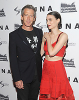 NEW YORK, NY - OCTOBER 04: Actors Ben Mendelsohn and Rooney Mara attend the 'UNA' New York VIP screening at Landmark Sunshine Cinema on October 4, 2017 in New York City. <br /> CAP/MPI/JP<br /> &copy;JP/MPI/Capital Pictures