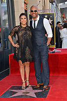Eva Longoria &amp; Amaury Nolasco at the Hollywood Walk of Fame Star Ceremony honoring actress Eva Longoria, Los Angeles, USA 16 April 2018<br /> Picture: Paul Smith/Featureflash/SilverHub 0208 004 5359 sales@silverhubmedia.com