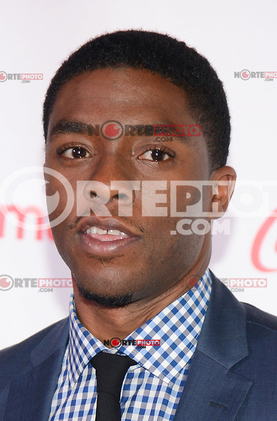 LAS VEGAS, NV - March 27: Male Star of Tomorrow Award winner Chadwick Boseman at the CinemaCon Big Screen Achievement Awards on March 27, 2014 in Las Vegas, Nevada. © Kabik/ Starlitepics