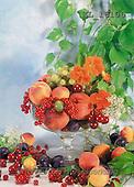 Interlitho, Helga, STILL LIFES, photos, peach, grapes, flower(KL16106,#I#) Stilleben, naturaleza muerta