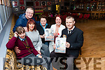 FIGHT NIGHT: A fight night is being organised to help fundraise for the Tina McElligott Fund. Pictured were: Tina and Mags McElligott, Tina Lonergan, John McHale, Angela Stack and Mike O'Brien.