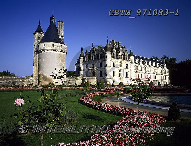 Tom Mackie, LANDSCAPES, LANDSCHAFTEN, PAISAJES, photos,+4x5, 5x4, castle, chateau, Chateau Chenonceaux, chateaux, destination, destinations, EU, Europa, Europe, European, France, fr+ench, garden, gardening, heritage, historic, history, holiday destination, horizontal, horizontally, horizontals, large forma+t, Loire Valley, tourist attraction, tower, travel,4x5, 5x4, castle, chateau, Chateau Chenonceaux, chateaux, destination, des+tinations, EU, Europa, Europe, European, France, french, garden, gardening, heritage, historic, history, holiday destination,+,GBTM871083-1,#l#