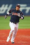 Katsuya Kakunaka (JPN), .February 26, 2013 - WBC : .2013 World Baseball Classic, Exhibithion Game .match between Japan 0-1 Hanshin Tigers  .at Kyocera Dome, Osaka, Japan..(Photo by AJPS/AFLO SPORT)