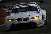 The factory BMWs had a disappointing year in 2009, finishing 22nd and 26th.
