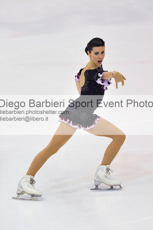 21th december 2012 Ice Figure Skating Italian Championship - Agorà, Milan
