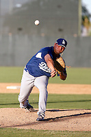 JB Paxton - Los Angeles Dodgers 2009 Instructional League. .Photo by:  Bill Mitchell/Four Seam Images..