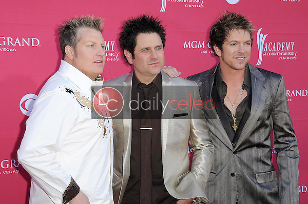Rascal Flatts<br />at the 44th Annual Academy of Country Music Awards. MGM Grand Garden Arena, Las Vegas, NV. 04-05-09<br />Dave Edwards/DailyCeleb.com 818-249-4998