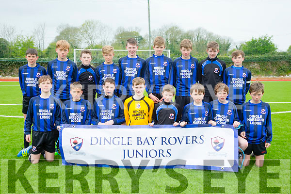 Dingle Bay Rovers Juniors   U14 Shield Final Dingle v Park D at Mounthawk Park on Saturday