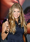 WEST HOLLYWOOD, CA. - March 05: Fergie attends the Launch of Viva Glam Lipstick at MAC Cosmetics on Robertson Boulevard on March 5, 2009 in West Hollywood, California