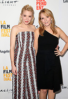 "16 June 2017 - Santa Monica, California - Lea Thompson, Madelyn Deutch. 2017 Los Angeles Film Festival - Premiere Of ""The Year Of Spectacular Men"". Photo Credit: F. Sadou/AdMedia"