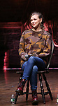 Eliza Ohman during their #EduHam Q & Aon January 31, 2018 at the Richard Rodgers Theatre in New York City.