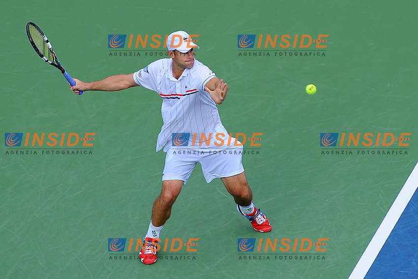 Andy Roddick (USA) .Flushing Meadows Park 5/9/2012.Tennis US Open Grande Slam.Foto Insidefoto/Panoramic.ITALY ONLY