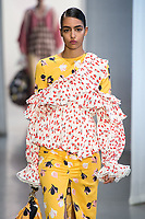 Self-Portrait Spring 2019 Ready-to-Wear Collection<br /> at New York Fashion Week<br /> in New York, USA on September 12, 2018.<br /> CAP/GOL<br /> ©GOL/Capital Pictures