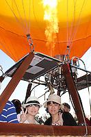 20131001 01 October Hot Air Balloon Cairns