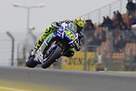 Free practices in Le Mans during the world championship 2015<br /> valentino rossi